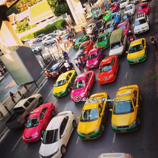 Hướng dẫn đường đi từ Krabi tới Bangkok tự túc, giá rẻ: Di chuyển từ Bangkok tới Krabi như thế nào nhanh?