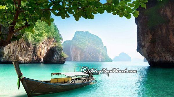 Hướng dẫn cách di chuyển từ bangkok tới krabi: Đi từ Bangkok tới Krabi bằng phương tiện gì nhanh?