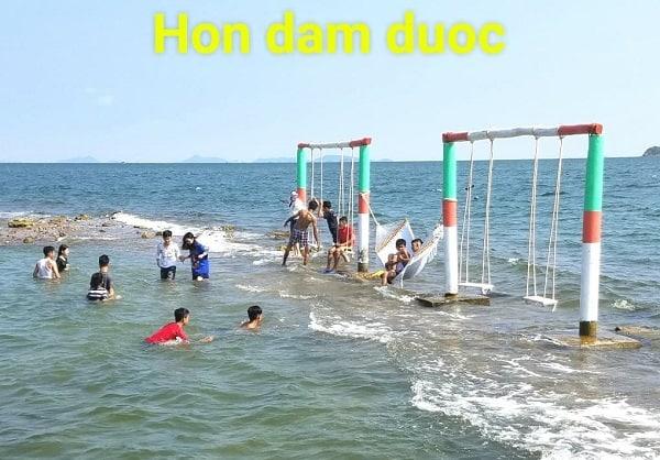 Kinh nghiệm di du lịch quần đảo Bà Lụa Kiên Giang: Địa điểm vui chơi ở quần đảo Bà Lụa