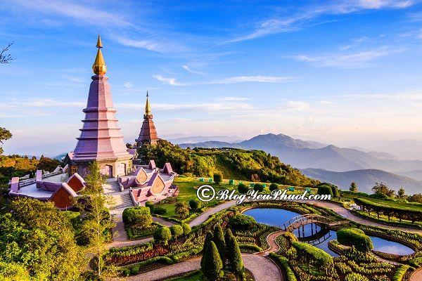 Địa điểm du lịch tuyệt đẹp ở Chiang Mai: Kinh nghiệm du lịch Chiang Mai 3 ngày 2 đêm tự túc, chi tiết