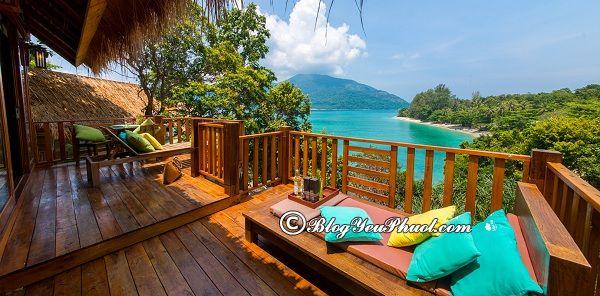 Ở đâu khi du lịch Koh Lipe? Khách sạn, resort ở đảo Koh Lipe đẹp, tiện nghi, giá tốt