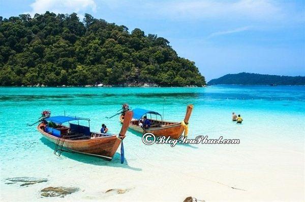 Kinh nghiệm du lịch đảo Koh Lipe