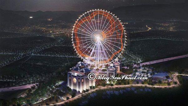 Kinh nghiệm du lịch Sun World Hạ Long Park: Giá vé dịch vụ vui chơi, ăn uống ở khu Sun World Hạ Long Park