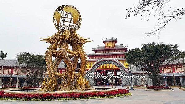 Du lịch Sun World Hạ Long Park có gì đẹp? Địa điểm tham quan, vui chơi hấp dẫn ở Sun World Hạ Long Park