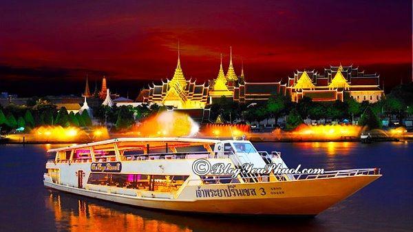 Kinh nghiệm thăm chùa Vàng Wat Traimit Bangkok: Hướng dẫn đi du lịch, tham quan chùa Vàng Wat Traimit Bangkok tự túc