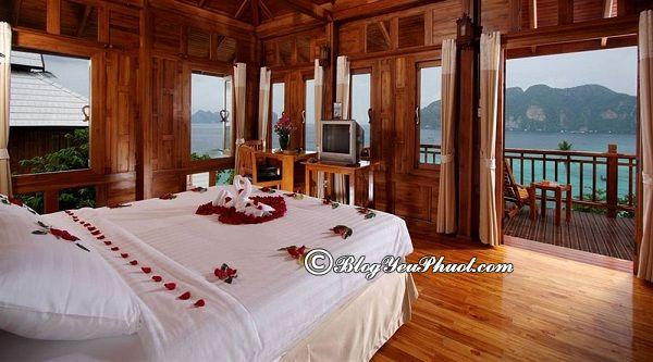 Ở đâu khi du lịch đảo Koh Phi Phi? Khách sạn, resort ở Koh Phi Phi đẹp, tiện nghi, giá tốt