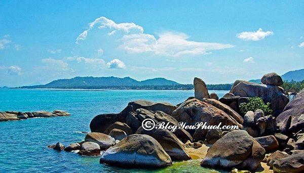 Những điểm tham quan nổi tiếng của đảo Koh Samui: Nên đi đâu chơi, tham quan, ngắm cảnh, chụp ảnh khi du lịch đảo Koh Samui?