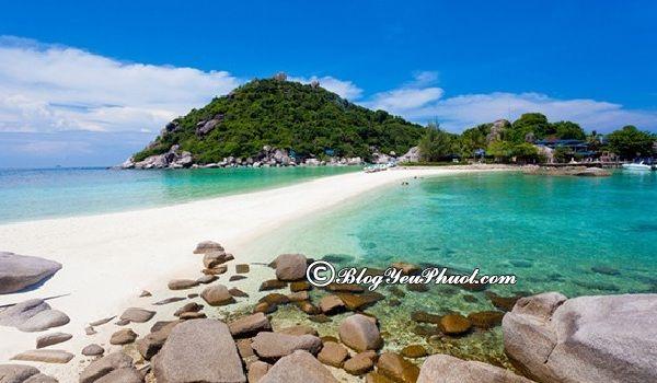 Kinh nghiệm du lịch đảo Samui