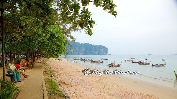 Đi đâu chơi khi du lịch Krabi? Hướng dẫn lịch trình tham quan, vui chơi khi đi du lịch Krabi
