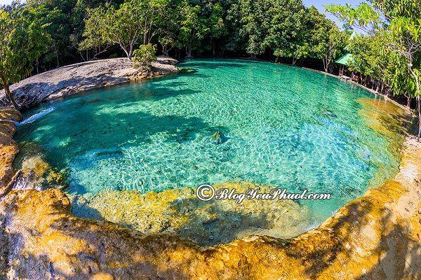 Những địa chỉ tham quan nổi tiếng tại Krabi: Du lịch Krabi nên đi đâu chơi, tham quan, ngắm cảnh, chụp ảnh đẹp nhất?