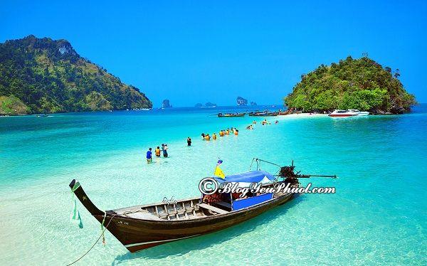 Những địa chỉ tham quan nổi tiếng tại Krabi: Du lịch Krabi nên đi đâu chơi?
