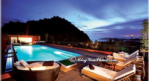 Kinh nghiệm du lịch Krabi tự túc: Nên ở đâu, khách sạn nào khi du lịch Krabi?