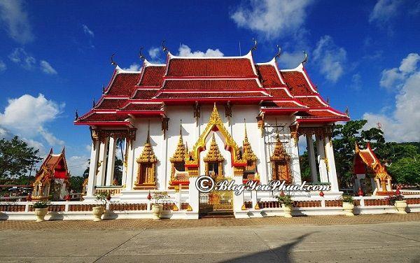 Kinh nghiệm du lịch phuket 3 ngày 2 đêm giá rẻ: Nên đi đâu chơi khi du lịch Phuket 3 ngày 2 đêm?