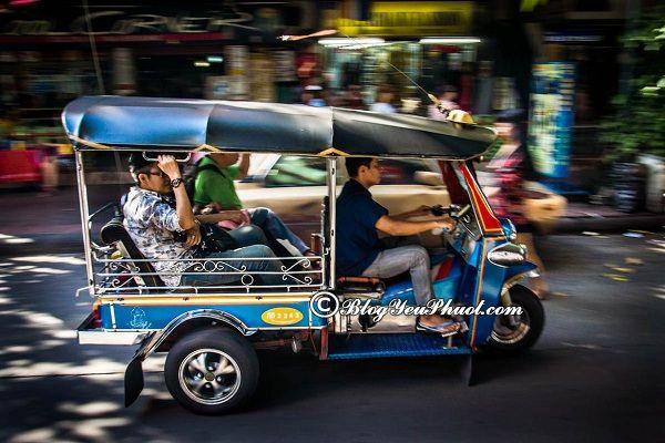Kinh nghiệm du lịch thái lan bằng đường bộ: Hướng dẫn cách đi du lịch Thái Lan bằng đường bộ tự túc, chi tiết