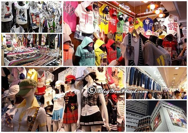 Mua sắm ở đâu khi du lịch Seoul, Hàn Quốc? Địa chỉ mua sắm nổi tiếng nhất ở Seoul