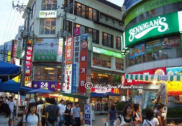 Kinh nghiệm mua sắm khi du lịch Seoul: Địa điểm mua sắm lý tưởng ở Seoul bạn nên biết