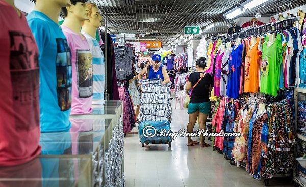 Du lịch Thái Lan mua sắm ở đâu? Kinh nghiệm mua sắm ở Bangkok giá rẻ, chi tiết