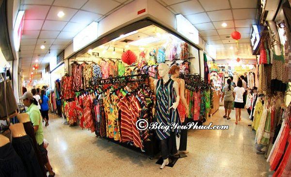 Kinh nghiệm mua sắm ở Bangkok: Địa chỉ mua sắm giá rẻ ở Bangkok