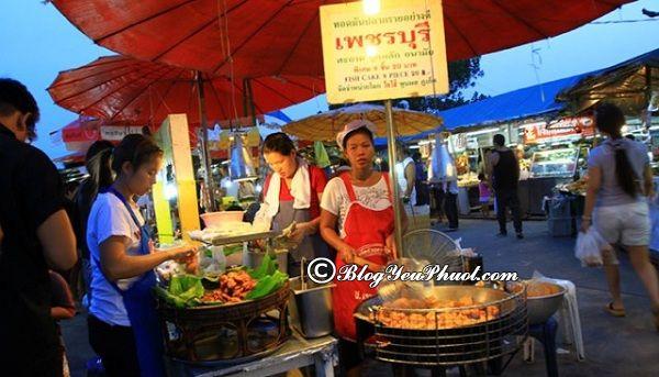 Kinh nghiệm mua sắm ở chợ đêm phuket: Ăn gì khi đi du lịch chợ đêm Phuket?