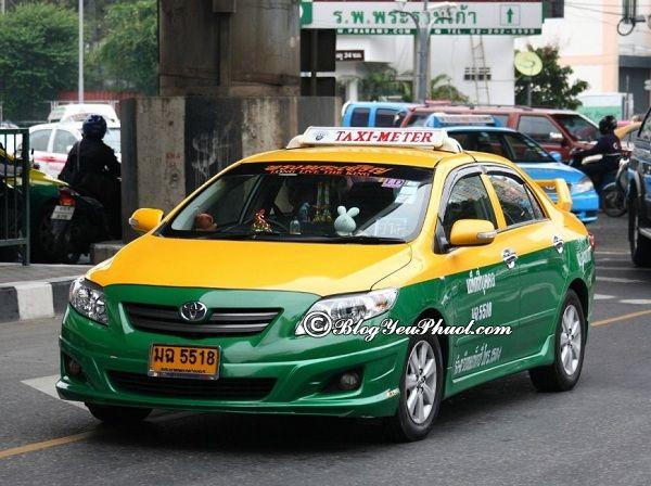 Làm sao để di chuyển đến chợ Phuket? Phương tiện đi tới chợ đêm Phuket nhanh nhất
