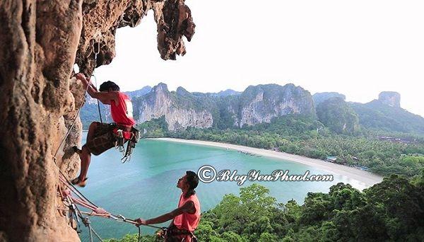Lịch trình du lịch krabi 3 ngày 2 đêm: Kinh nghiệm du lịch Krabi 3 ngày 2 đêm tự túc