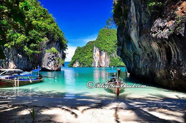 Di chuyển như thế nào khi đến Krabi? Kinh nghiệm đi du lịch Krabi 3 ngày 2 đêm