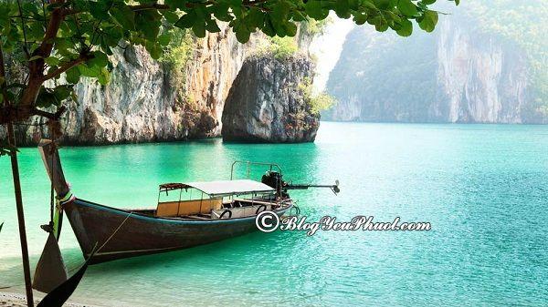 Lịch trình du lịch krabi 3 ngày 2 đêm: Hướng dẫn đi tham quan, du lịch Krabi 3 ngày 2 đêm tự túc