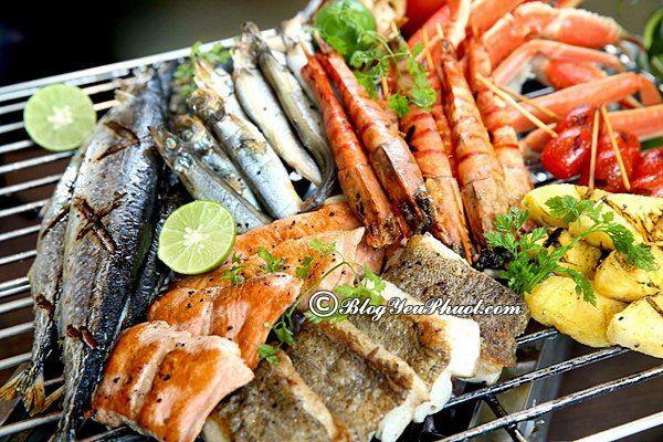 Món ăn ngon, đặc sản Ninh Thuận