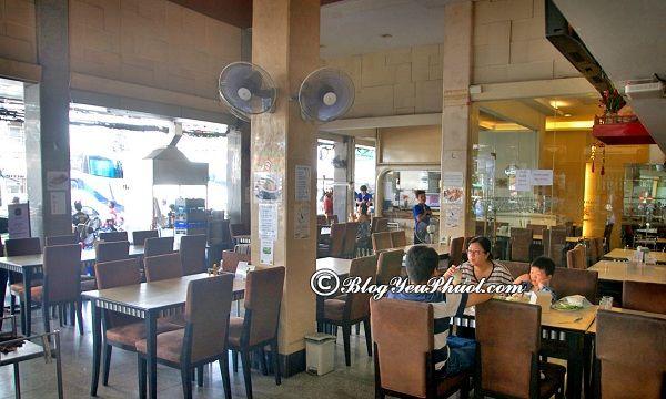 Những quán ăn ngon nổi tiếng Pattaya: Nhà hàng, quán ăn nào ngon, giá rẻ ở Pattaya
