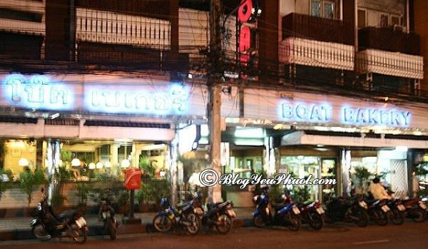 Nên ăn ở đâu ngon khi đi du lịch Pattaya? Địa chỉ nhà hàng, quán ăn ngon, hấp dẫn ở Pattaya