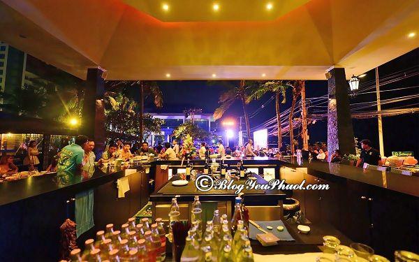 Nên ăn ở đâu ngon khi đi du lịch Pattaya? Địa chỉ ăn uống ngon, nổi tiếng ở Pattaya
