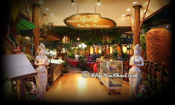 Du lịch Pattaya nên ăn ở đâu? Địa điểm ăn uống ngon, nổi tiếng ở Pattaya
