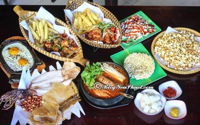 Nhà hàng ngon nhất ở Quận Sơn Trà: Địa chỉ quán ăn ngon, nổi tiếng ở Sơn Trà