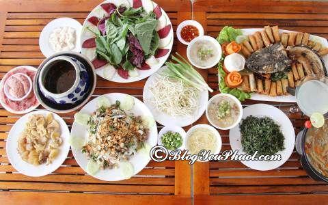 Nhà hàng đậm chất Bắc Bộ ở Quận Sơn Trà: Địa chỉ ăn uống nổi tiếng, độc đáo ở Sơn Trà