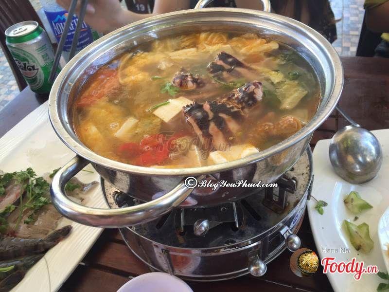 Nhà hàng hải sản ngon nổi tiếng ở Quận Sơn Trà: Quán ăn ngon, giá rẻ ở Sơn Trà hấp dẫn nhất