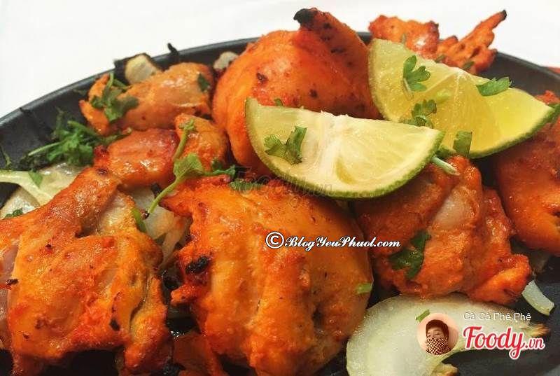 Nhà Hàng Ấn Độ nổi tiếng nhất Quận Sơn Trà: Ăn ở đâu ngon khi du lịch Sơn Trà?