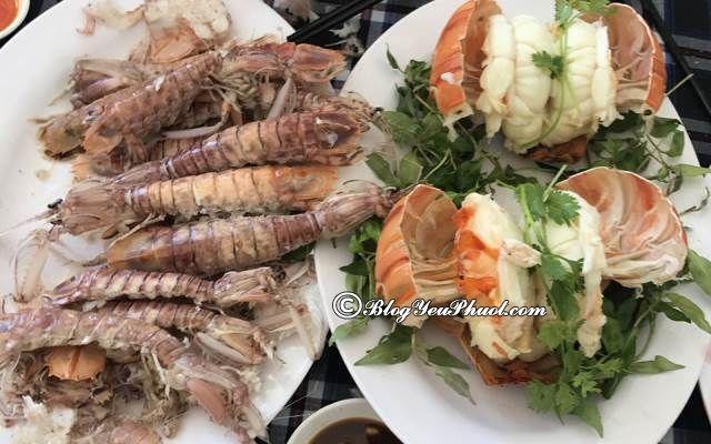 Nhà hàng Hải sản tươi sống ngon nổi tiếng ở Quận Sơn Trà: Địa chỉ ăn uống ngon, bổ, rẻ ở Sơn Trà
