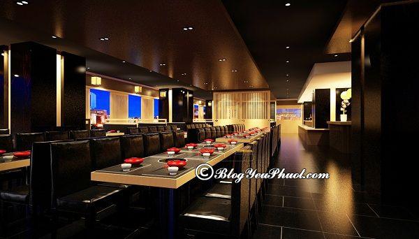 Địa chỉ các nhà hàng Nhật Bản ngon nhất Đà Nẵng: Những quán ăn Nhật Bản ngon, giá rẻ ở Đà Nẵng