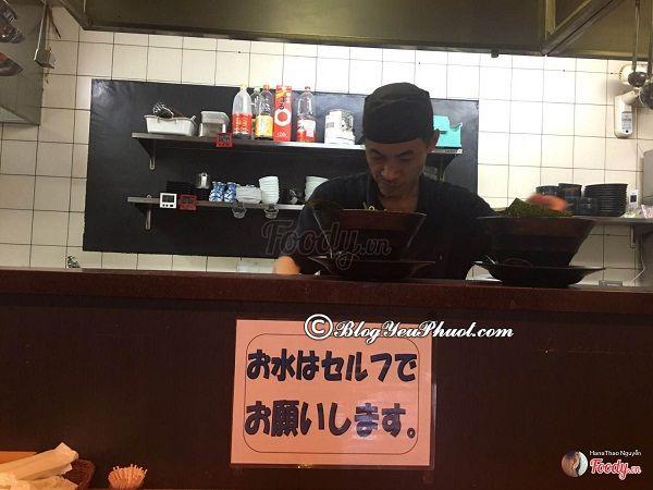 Quán ăn nào ngon ở Kyoto? Địa chỉ quán ăn ngon, có tiếng ở Kyoto