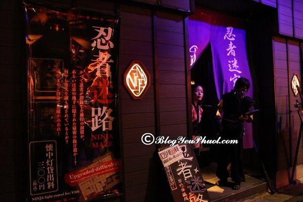 Địa chỉ ăn uống độc đáo nhất ở Kyoto: Du lịch Kyoto nên đi đâu ăn?