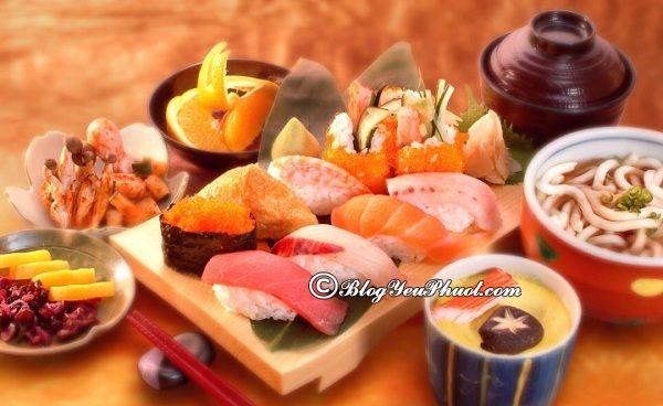 Nhà hàng sushi ngon nhất tại Nha Trang: Ăn sushi ở đâu Nha Trang ngon, nổi tiếng?