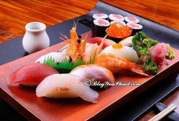 Nhà hàng sushi ngon nhất tại Nha Trang: Địa chỉ quán sushi ngon, nổi tiếng ở Nha Trang