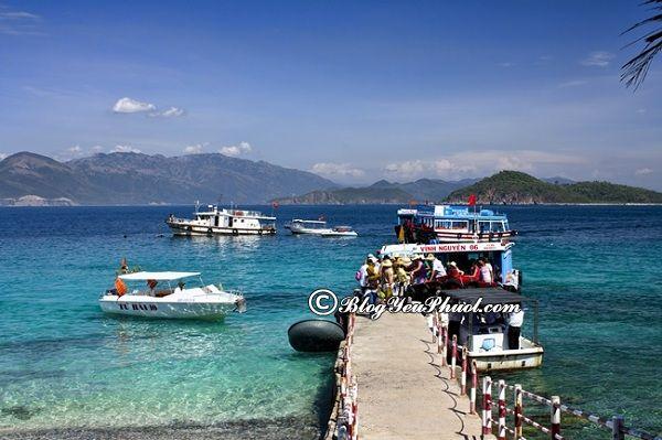Bãi biển nào đẹp nhất Nha Trang? Địa chỉ các bãi biển đẹp, hấp dẫn nhất Nha Trang