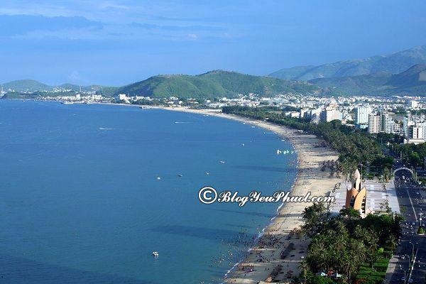 Những bãi biển đẹp nhất Nha Trang: Nha Trang có bãi biển nào đẹp, nổi tiếng?