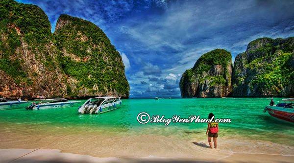 Những bãi biển đẹp và nổi tiếng ở phuket: Phuket có bãi biển nào đẹp, hấp dẫn?