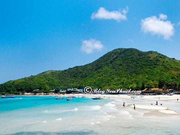 Những bãi biển đẹp, nổi tiếng ở Pattaya: Nên đi chơi biển nào khi du lịch Pattaya?