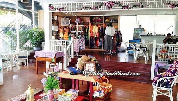 Địa chỉ mua sắm giá rẻ khi du lịch Hua Hin: Du lịch Hua Hin đi đâu mua sắm tốt nhất?