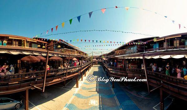Địa chỉ mua sắm giá rẻ khi du lịch Hua Hin: Nên đi đâu mua sắm khi du lịch Hua Hin?