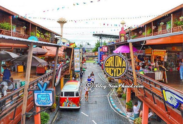 Địa chỉ mua sắm giá rẻ khi du lịch Hua Hin: Đến Hua Hin du lịch đi đâu mua sắm đẹp, độc đáo nhất?