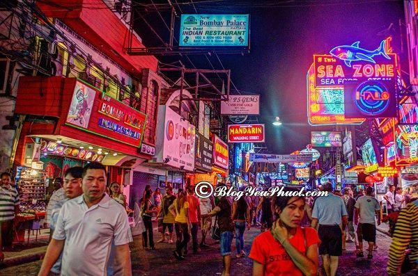 Địa điểm vui chơi về đêm thú vị ở pattaya: Những địa điểm tham quan, du lịch Pattaya về đêm nổi tiếng nhất